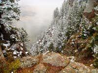Mt. Herman Saddle