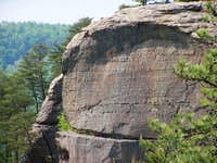 Courthouse Rock in KY