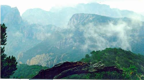 Mighty Chisos