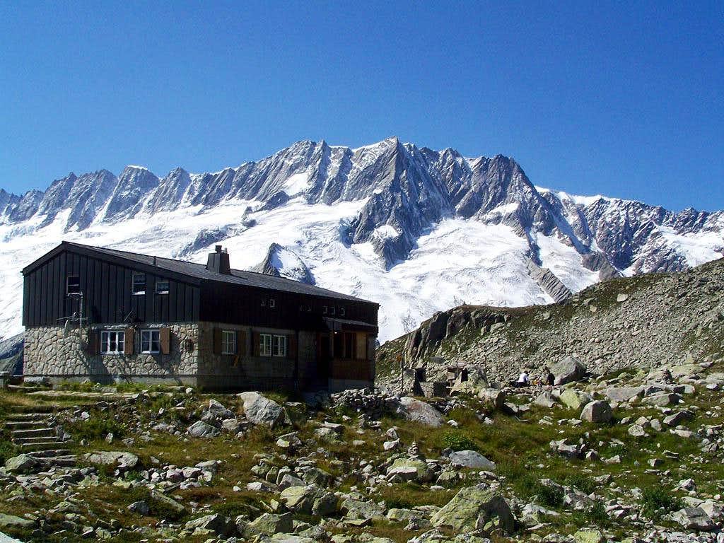 Bergsee Hutte