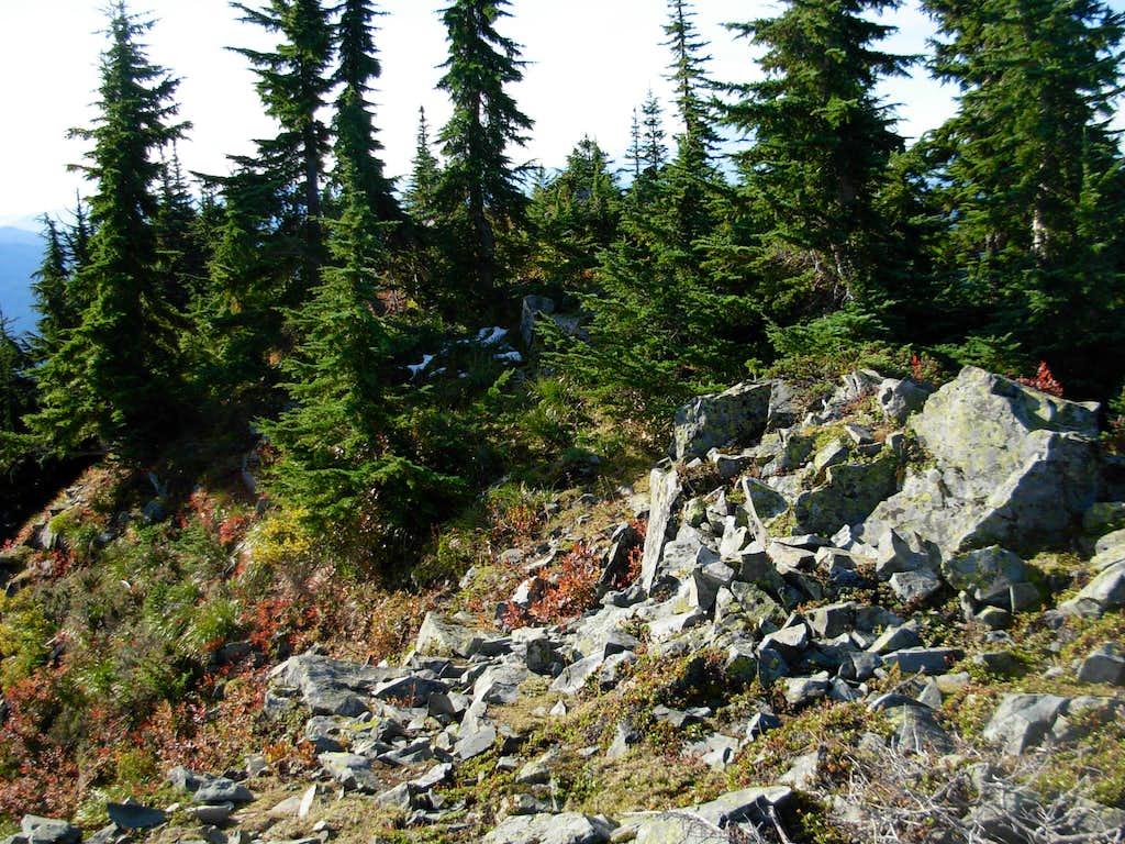 Mount Kent Summit Ridge