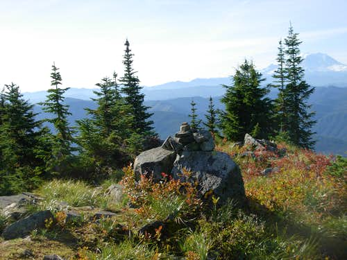 Mount Kent Summit