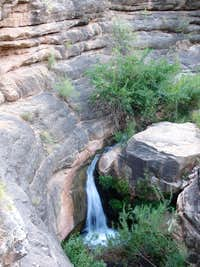 Grand Canyon Waterfall