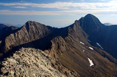 Little Bear-Blanca Ridge
