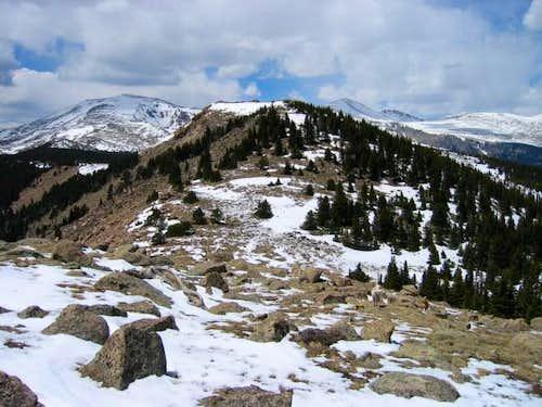 Rosalie Peak