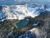 Myrtle Lake, 05-10-2009