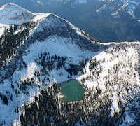 Cutoff Lake, 05-10-2009