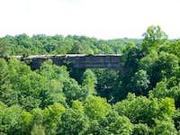 Natural Bridge in KY