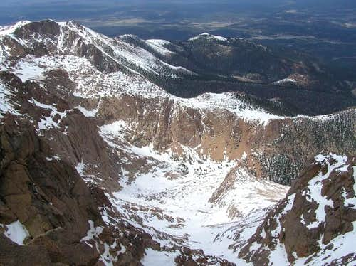 8 May 2004 - Pikes Peak\'s...