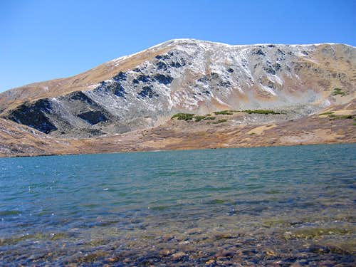 Jones & Ptarmigan Lake