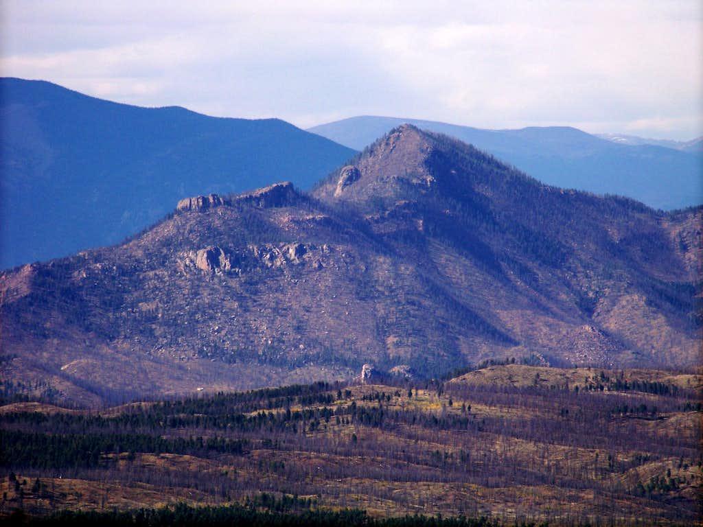 Thunder Butte