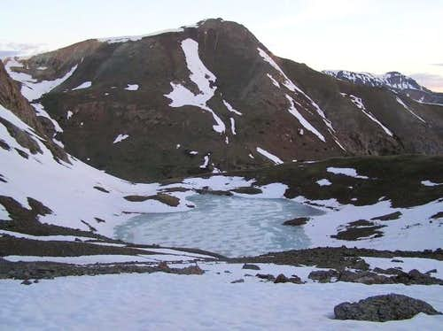 5 June 2004 - Grizzly Lake...