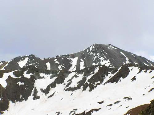 5 June 2004 - Northeast Ridge...