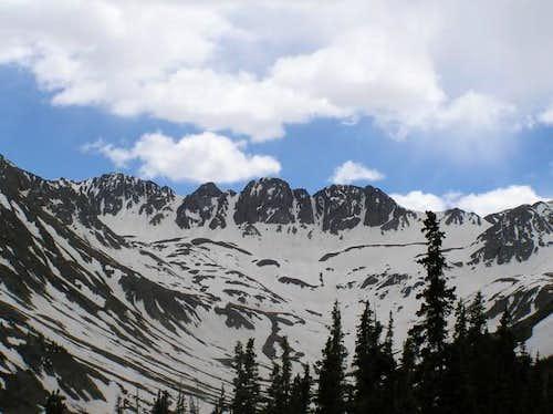 5 June 2004 - American Peaks...