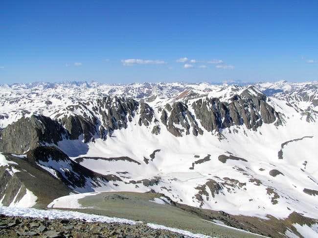 5 June 2004 - American Peak...