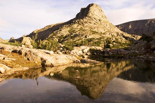 Cooper Peak Reflection
