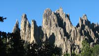 Cathedral Spires