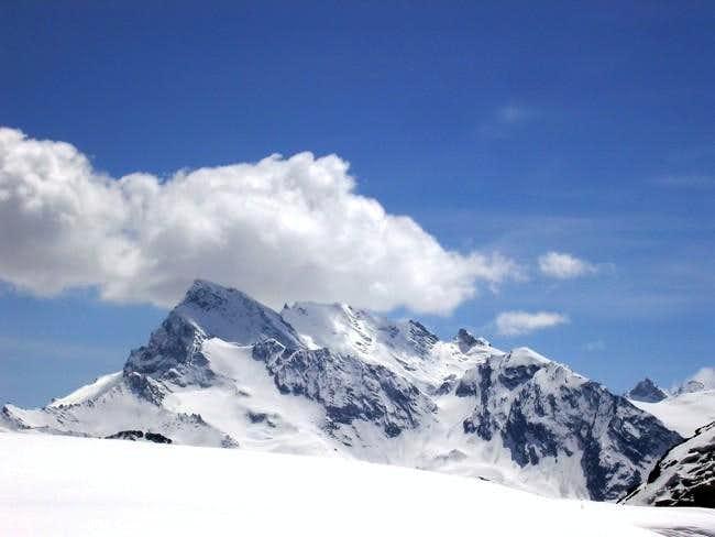 la Grande Rousse (3607 m.)