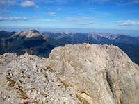 Peak of the Ehrwalder Sonnenspitze
