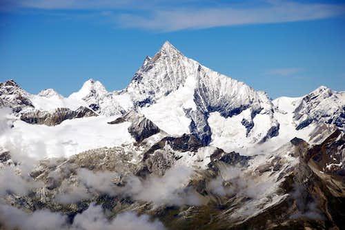 The Weisshorn (4512m)