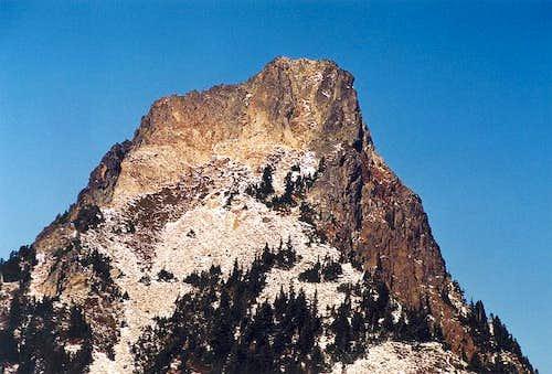 Kaleetan Peak's upper south...