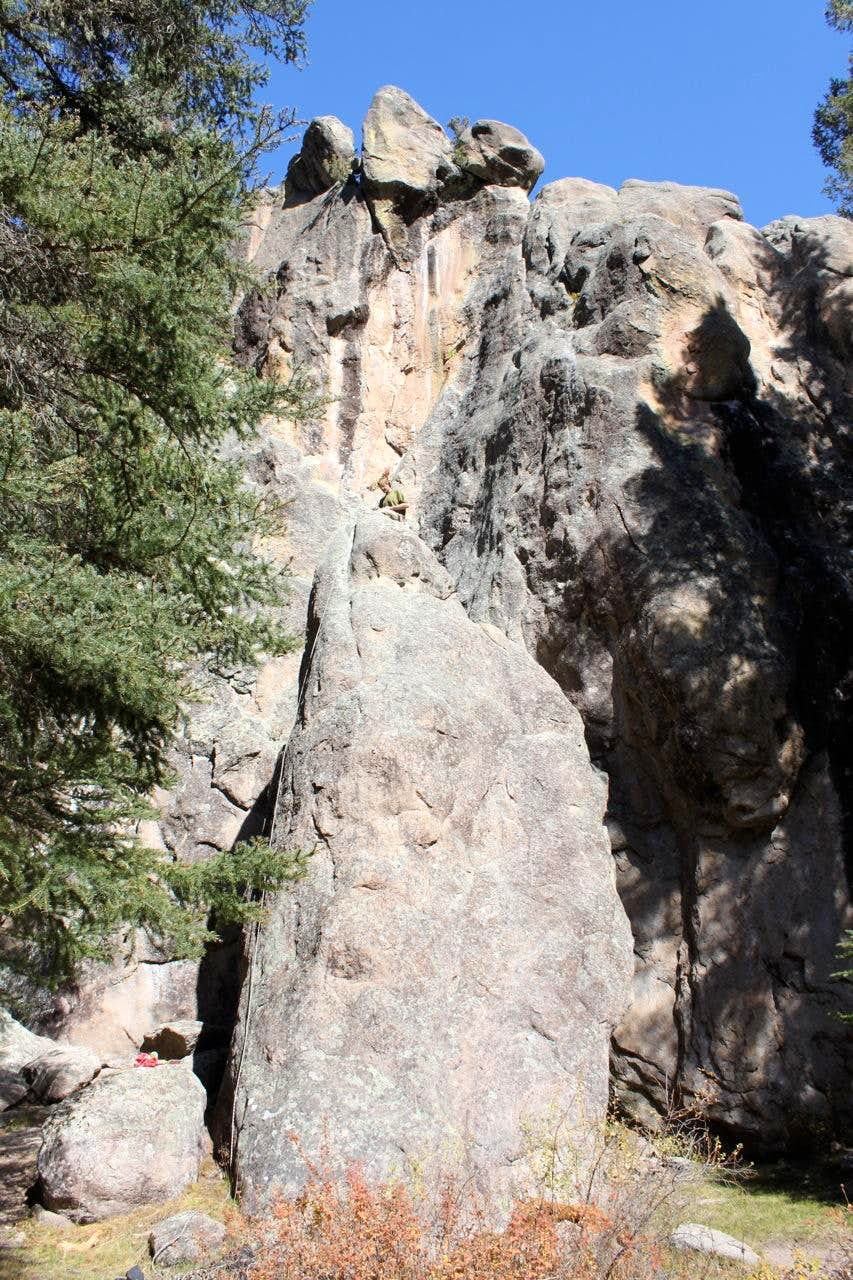 Chilly Willy Wall, NM