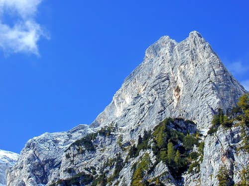 Kukova spica - SE ridge