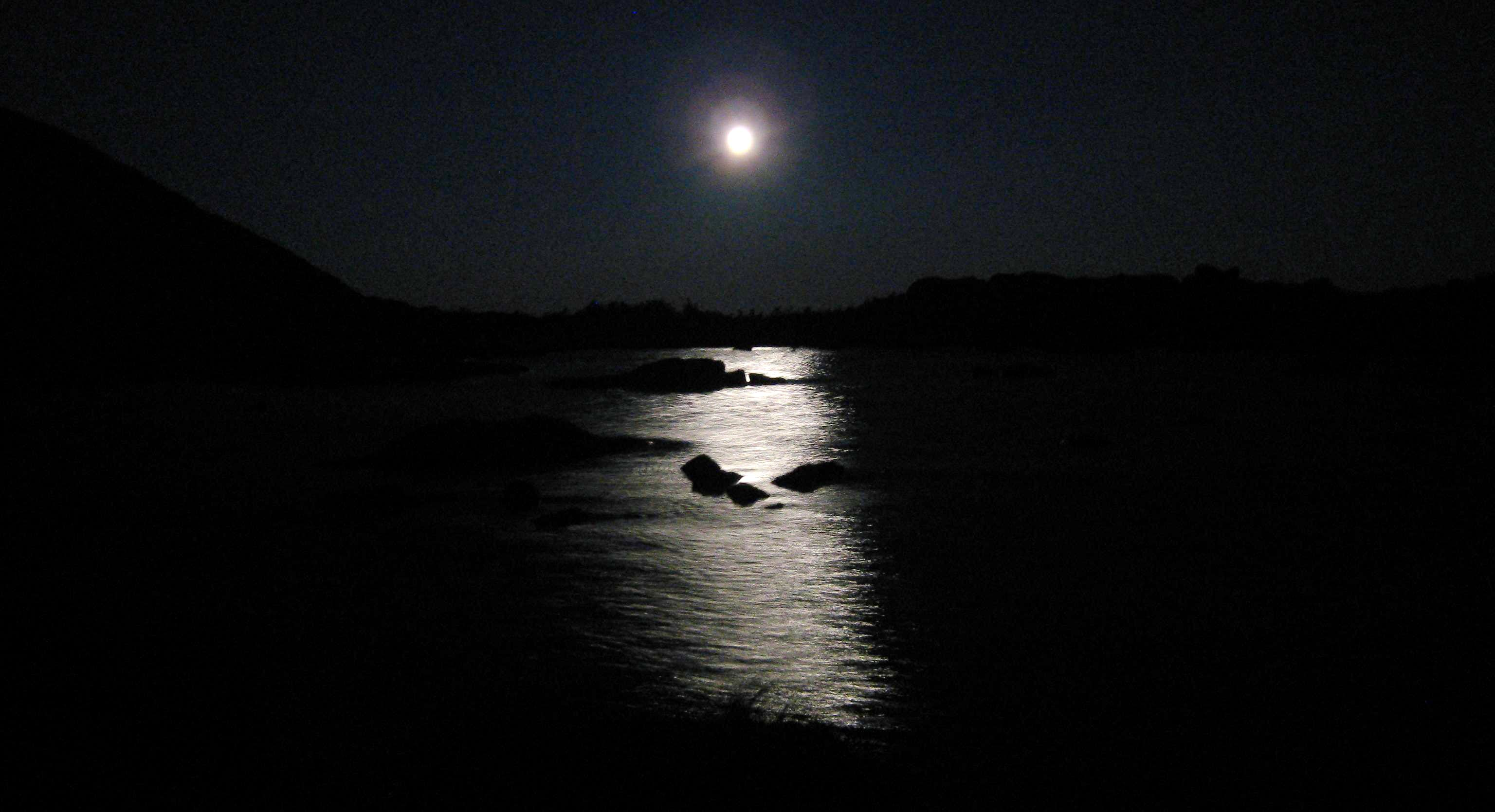 Moonlight Presidential Traverse