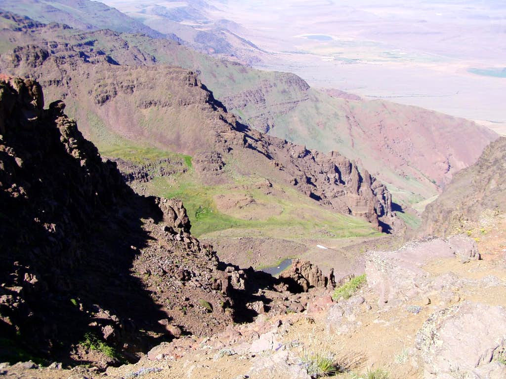 Steens Mountains of Eastern Oregon