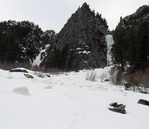 Pine Creek (Ice)