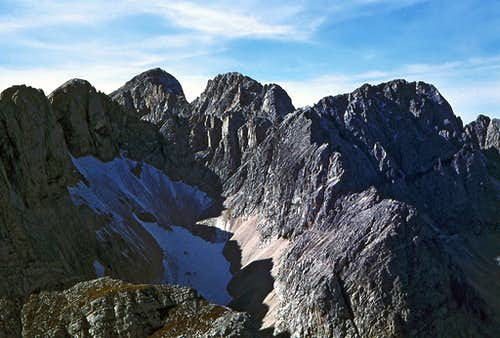 Summit view from Kukova spica