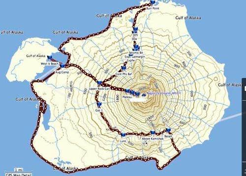 Augustine navigation