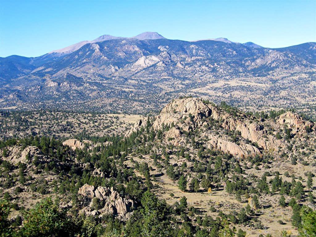 Buffalo Peaks