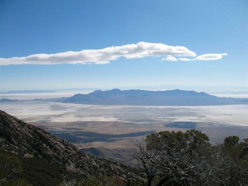 Silver Island Mtn Range