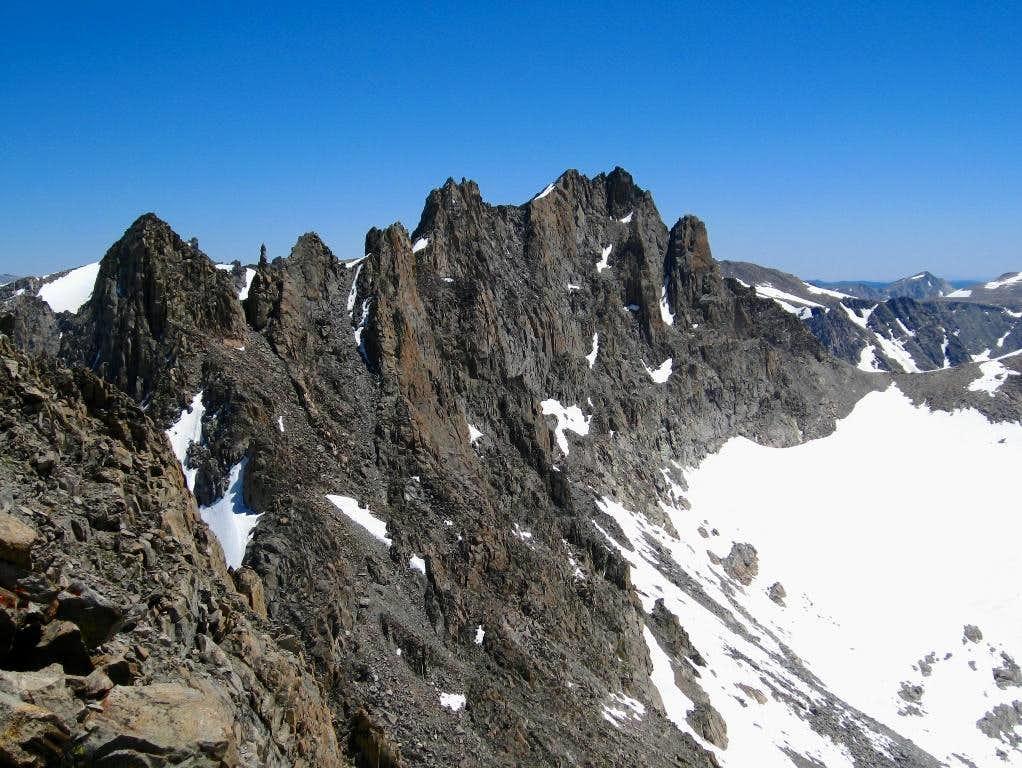 Knife Point Mountain