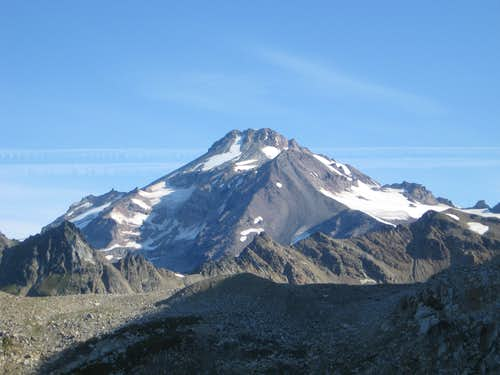 South side of Glacier Peak
