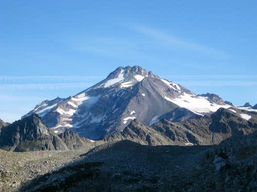 South side of Glacier Peak