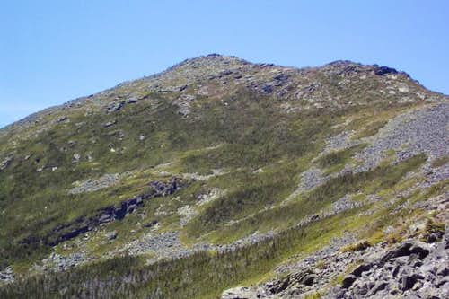 A view of Mt Madison from the...