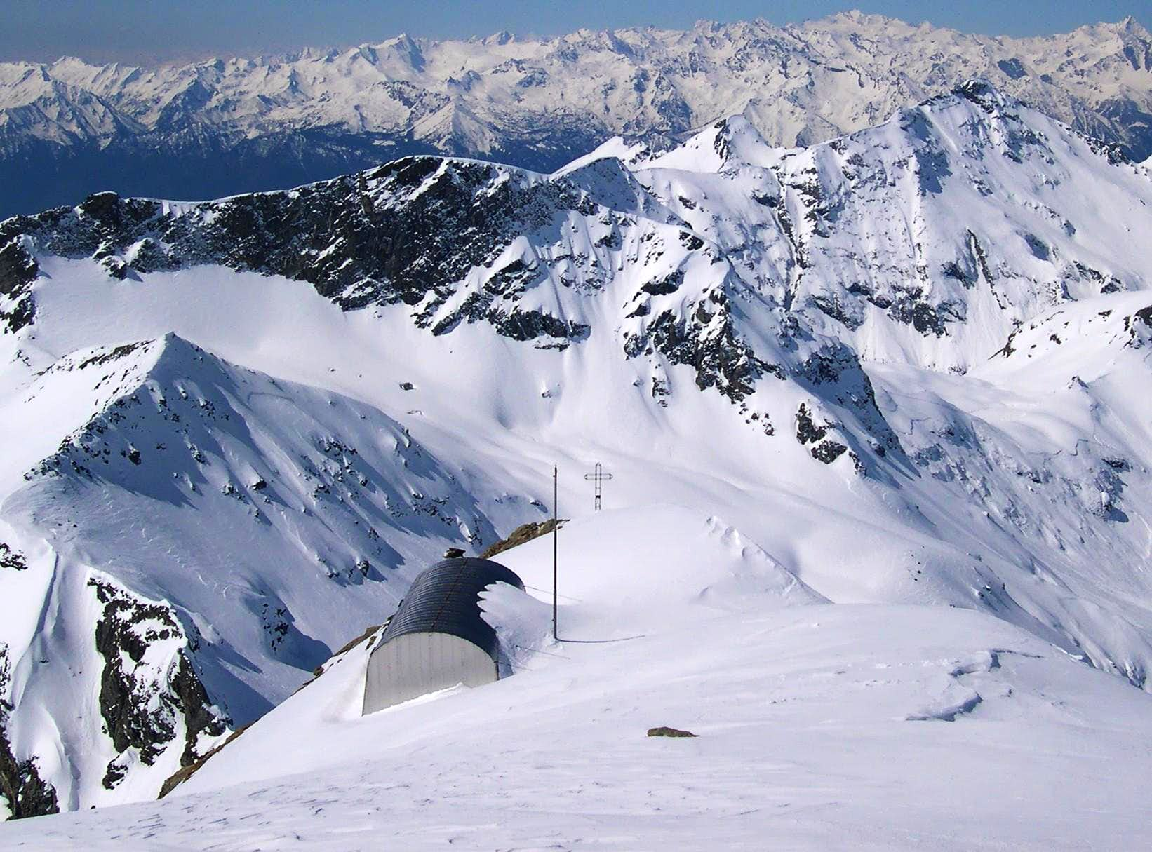<font color=ff7000>⌂</font>Alpine BIVOUACS in the Aosta Valley &quot;Ayas Valley&quot;