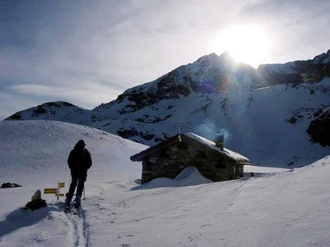 Alpine BIVOUACS in the Aosta Valley <b>(Saint Barthélemy Valley)</b>