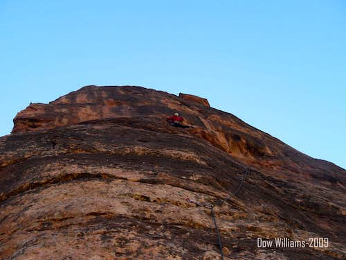 Made to be Broken, 5.10c, 5 Pitches