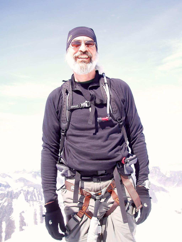 Polarjud on the summit