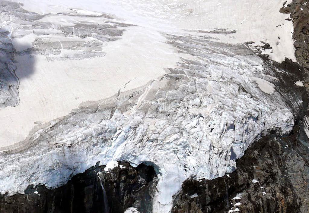 Mont Durand Glacier