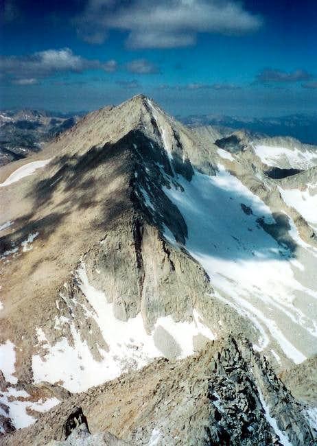 Mt. Gabb from Mt. Abbot