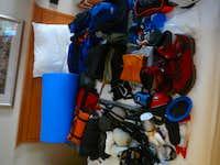 My gear...