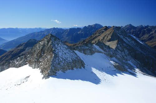 Goldbergspitze, 3.073m