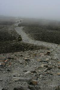 Ben Nevis trail