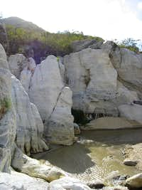 Canyons of the Sierra de la Laguna