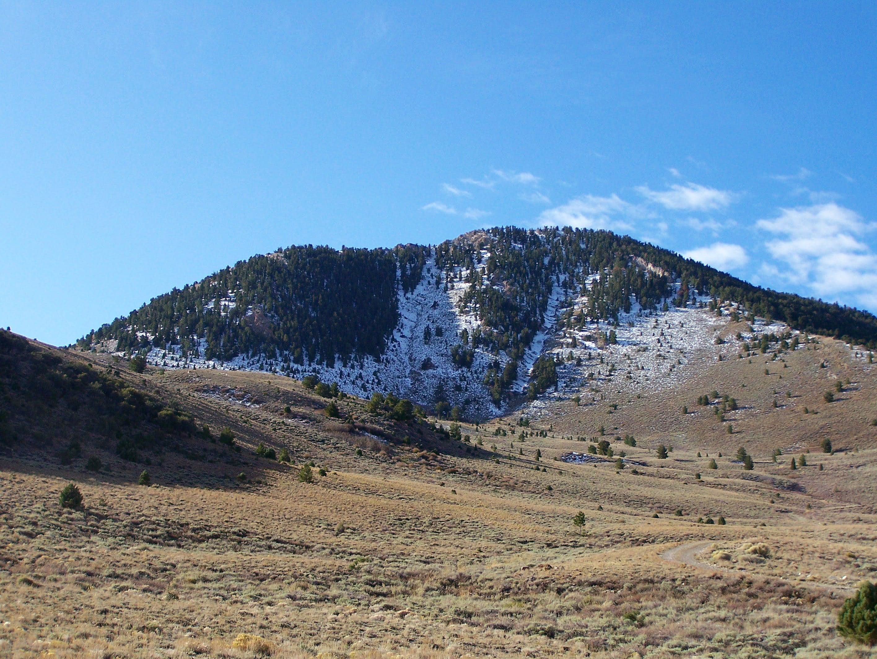 East NE Ridge, Becky Peak