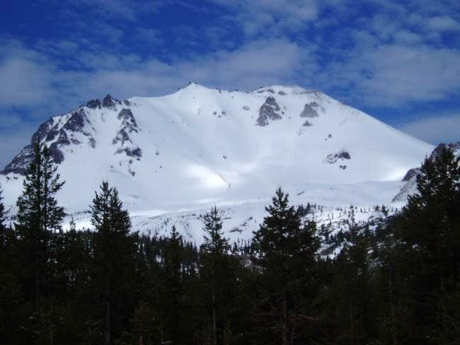 This is a photo of Mount...